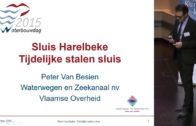 WBD15P09 | Peter van Besien | Renovatie Harelbeke Sluis – Tijdelijke Stalen Sluis (B)