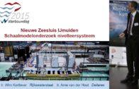 WBD15P10 | Wim Kortlever | Nieuwe Zeesluis IJmuiden – Schaalmodelonderzoek Nivelleersysteem