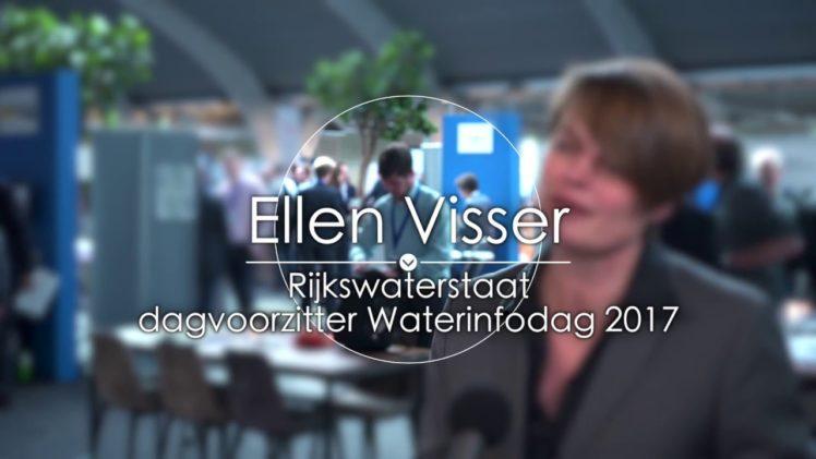 Waterinfodag 2017 | Interview 1 – Ellen Visser / RWS