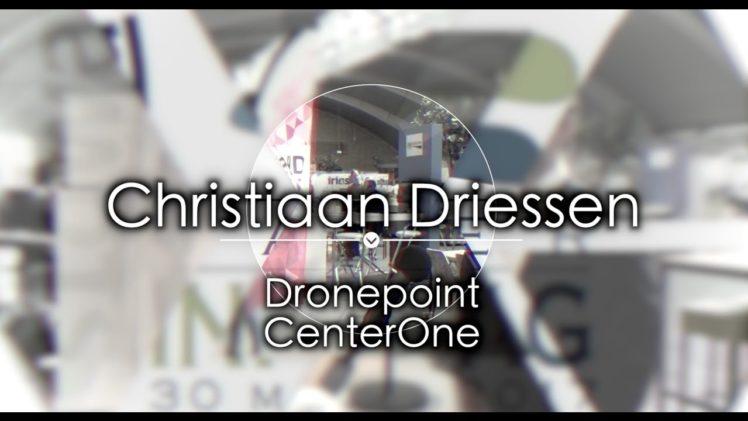 Waterinfodag 2017 | Interview 13 – Christiaan Driessen – Dronepoint