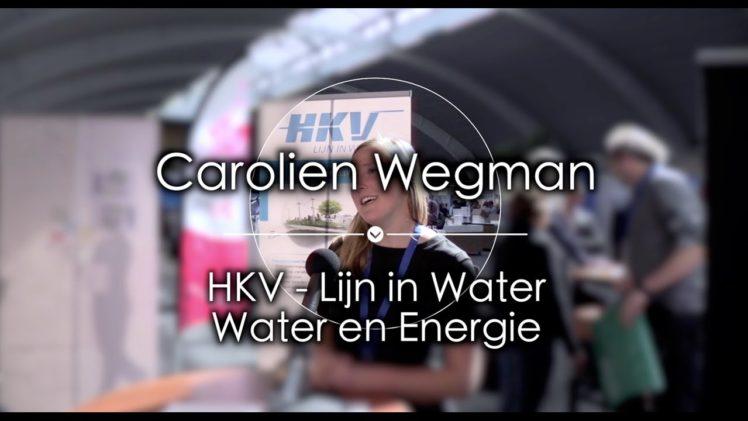 Waterinfodag 2017 | Interview 15 – Carolien Wegman – HKV