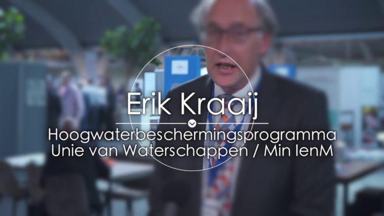 Waterinfodag 2017 | Interview 2 – Erik Kraaij / HWBP