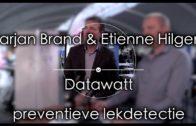 Waterinfodag 2017 | Interview 22 – Etienne Hilgen & Harjan Brand / Datawatt