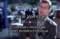 Waterinfodag 2017 | Interview16 – Rene Verhage / Het Waterschapshuis