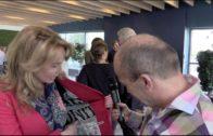 VoltaTv – KNMI expertmeeting | Helga van Leur – RTL4 meteorologe / weerpresentatrice