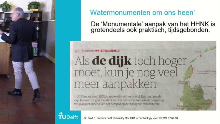 Inspiratiedag Erfgoed | P07 – De Noord Hollandse aanpak – Fred Sanders (HHNK – TU Delft)